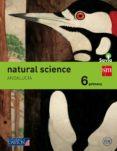 NATURAL SCIENCE 6º EDUCACION PRIMARIA SAVIA ANDALUCIA ED 2015 di VV.AA.