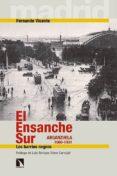 EL ENSANCHE SUR EN LA FORMACIÓN DEL MODERNO MADRID (1860-1931) di VICENTE, FERNANDO