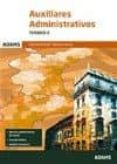 AUXILIARES ADMINISTRATIVOS DE LA GENERALITAT VALENCIANA: TEMARIO 2 di VV.AA.