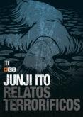 9788417106157 - Ito Junji: Junji Ito: Relatos Terroríficos Núm. 11 - Libro