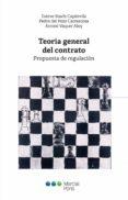 TEORIA GENERAL DEL CONTRATO di BOSCH CAPDEVILA, ESTEVE