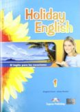 HOLIDAY ENGLISH 1 ESO STUDENT PACK di VV.AA