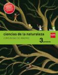 CIENCIAS DE LA NATURALEZA. 3 PRIMARIA. SAVIA. MADRID LOMCE di VV.AA.