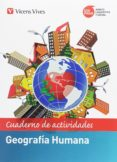 9788468250458 - Vv.aa.: Geografia Humana Actividades Niv I 2º Eso Ed 2017 - Libro