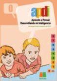 APDI 0: APRENDO A PENSAR DESARROLLANDO MI INTELIGENCIA (EDUCACION INFANTIL) di VV.AA.