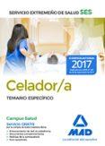 9788414210659 - Vv.aa.: Celador Del Servicio Extremeño De Salud (ses): Temario Especifico - Libro