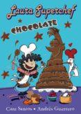 Laura Superchef: Chocolate (ebook) - Bruño
