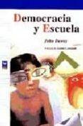 DEMOCRACIA Y ESCUELA di DEWEY, JOHN
