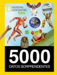 5000 DATOS SORPRENDENTES (NATIONAL GEOGRAFIC KIDS) di VV.AA.