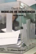 MODELOS DE DEMOCRACIA di HELD, DAVID