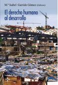EL DERECHO HUMANO AL DESARROLLO di VV.AA