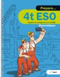 9788441230460 - Vv.aa.: Quadern Prepara Matemàtiques 4º Eso Ed 2017 - Libro
