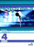 MÚSICA 4 ESO. PROYECTO VIVALDI di VV.AA