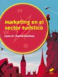 MARKETING EN EL SECTOR TURISTICO de MARTOS MARTINEZ, LAURA MARIA
