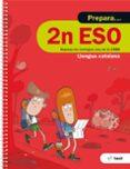 9788441230361 - Vv.aa.: Quadern Prepara Llengua Catalana 2º Eso Ed 2017 - Libro