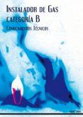 INSTALADOR DE GAS CATEGORIA B di VV.AA