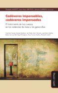 CADAVERES IMPENSABLES di VV.AA