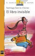 EL LIBRO INVISIBLE de GARCIA-CLAIRAC, SANTIAGO
