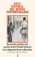 EVOLUCION POLITICA DEL MUNDO DESARROLLADO DESPUES DE SEGUNDA GUER RA MUNDIAL di SANCHEZ PEREZ, FRANCISCO