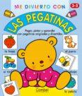 ME DIVIERTO CON LAS PEGATINAS (3-5 AÑOS) (A. ENGELEN) di VV.AA.