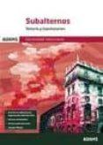 TEMARIO Y CUESTIONARIOS SUBALTERNOS DE LA GENERALITAT VALENCIANA di VV.AA.