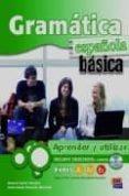 GRAMATICA ESPAÑOLA BASICA: APRENDER Y UTILIZAR di PENADES MARTINEZ, INMACULADA