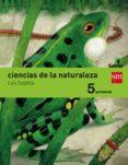 CIENCIAS DE LA NATURALEZA CANTABRIA INTEGRADO SAVIA-15 5º PRIMARIA di VV.AA.
