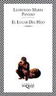 EL LUGAR DEL HIJO de PANERO, LEOPOLDO MARIA