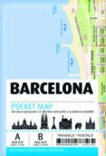 POCKET MAP BARCELONA (ESP-ENG-FRA) di VV.AA.