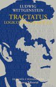 TRACTATUS LOGICO-PHILOSOPHICUS de WITTGENSTEIN, LUDWIG