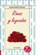 RIMAS Y LEYENDAS di BECQUER, GUSTAVO ADOLFO