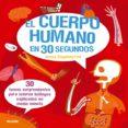 EL CUERPO HUMANO 30 SEGUNDOS di CLAYBOURNE, ANNA