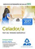 9788414210666 - Vv.aa.: Celador Del Servicio Extremeño De Salud (ses): Test Parte Especifica - Libro