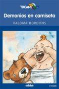 DEMONIOS EN CAMISETA de BORDONS, PALOMA