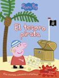 EL TESORO PIRATA (PEPPA PIG. ACTIVIDADES) di VV.AA.