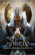 MEMORIAS DEL HIELO (MALAZ: EL LIBRO DE LOS CAIDOS 3) di ERIKSON, STEVEN