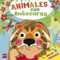ANIMALES CON MÁSCARAS di CLUNES, REBECCA