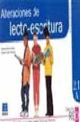 RED SEGUIMIENTO (8-10 AÑOS) 2.1A ALTERACIONES DE LECTO-ESCRITURA di GARCIA NIETO, NARCISO  YUSTE HERNANZ, CARLOS