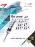 ENFERMERO/A SERVICIOS DE SALUD: TEMARIO ESPECIFICO (VOL. I) di VV.AA.