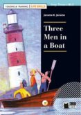 9788468250267 - Vv.aa.: Three Men In A Boat. Book + Cd (life Skills) - Libro