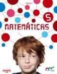 Matemáticas 5º Educacion Primaria (con Resolución De Problemas 5). Apr - Anaya