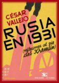RUSIA EN 1931 de VALLEJO, CESAR