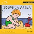 SOBRE LA ARENA (LETRA MANUSCRITA) di SANCHEZ, MIREIA