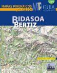 BIDASOA-BERTIZ (MAPAS PIRENAICOS ESCALA 1:25000) di ANGULO, MIGUEL