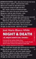 NIGHT AND DEATH di BLANCO WHITE, JOSE MARIA