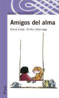 AMIGOS DEL ALMA de LINDO, ELVIRA