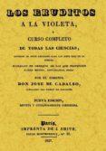 LOS ERUDITOS A LA VIOLETA (REPROD. FACSIMIL DE LA ED. DE PARIS, 1 827) di CADALSO, JOSE DE