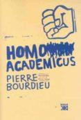 HOMO ACADEMICUS de BOURDIEU, PIERRE