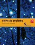CIENCIAS SOCIALES MURCIA INTEGRADO SAVIA-15 di VV.AA.