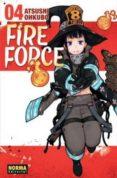 FIRE FORCE 4 di OHKUBO, ATSUSHI